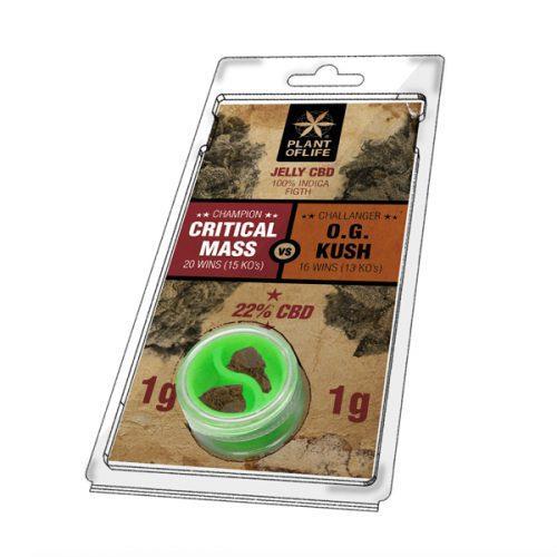 OG Kush Critical Mass Hasch-cbd-natural