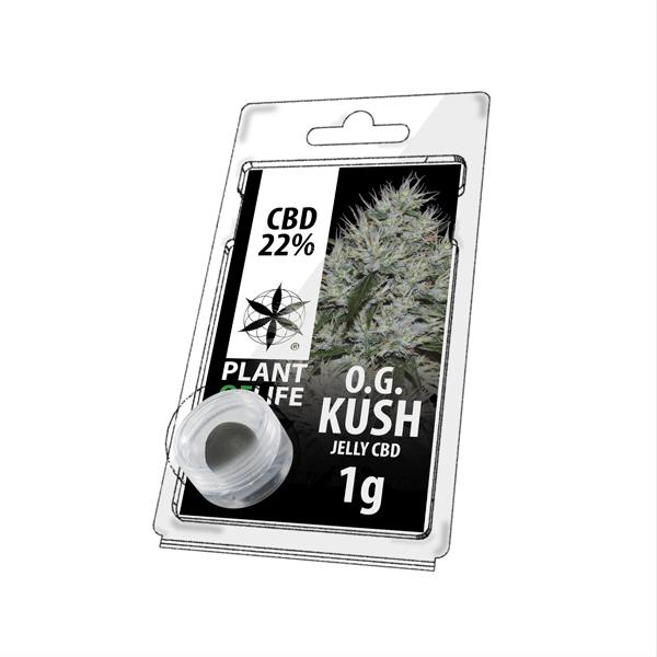 OG Kush Hasch-cbd-natural