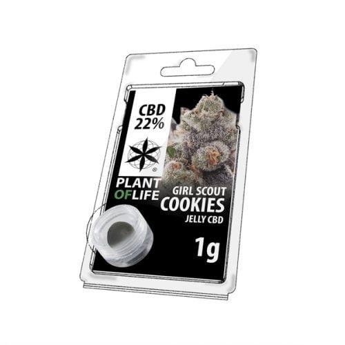 Girl Scout cookies Hsach CBD-Natural