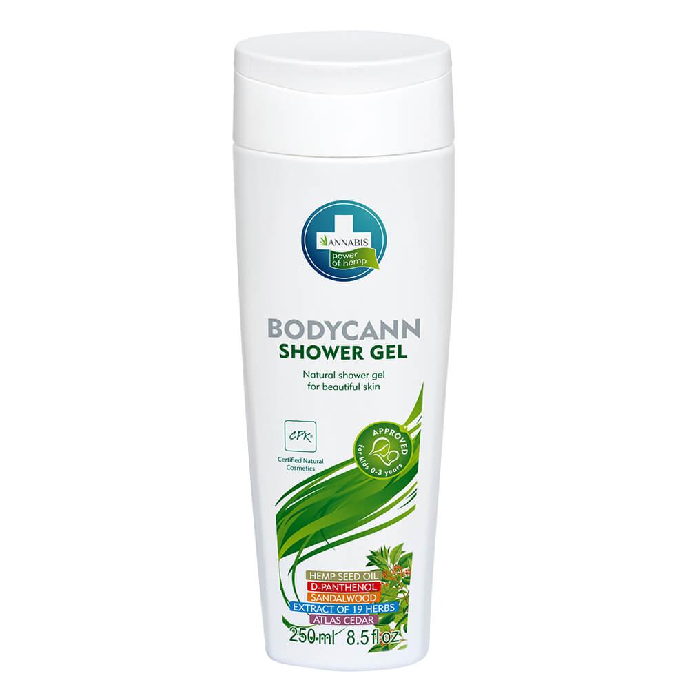 Annabis Bodycann Shower Gel CBD-Natural.de