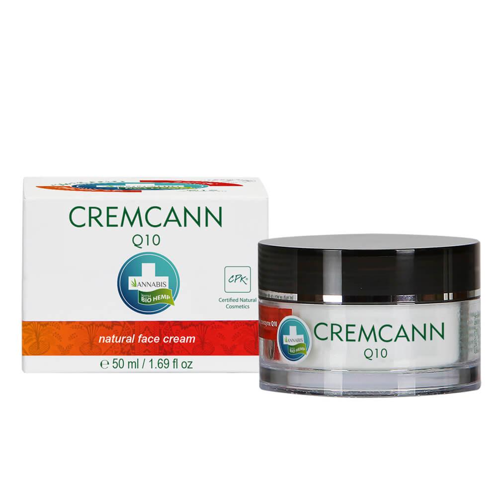 Annabis cremcann-Q10 CBD-Natural