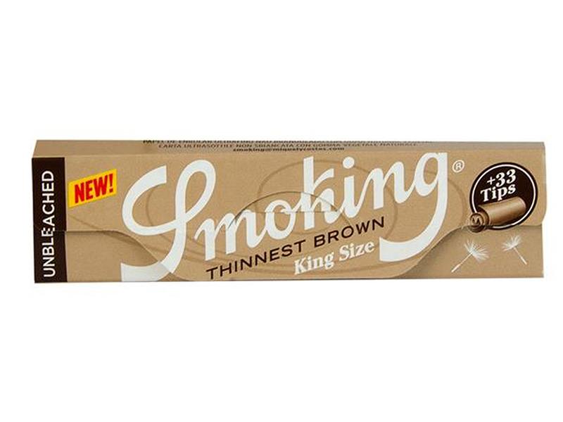 smoking-king-size-thinnest-brown-CBD-Natural